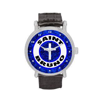 Santo Bruno Relojes De Mano