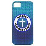 Santo Camillus iPhone 5 Protector