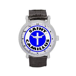 Santo Camillus Relojes De Mano