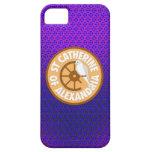 Santo Catherine de Alexandría iPhone 5 Case-Mate Cárcasa