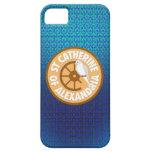 Santo Catherine de Alexandría iPhone 5 Fundas