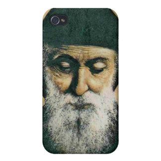 Santo Charbel iPhone 4/4S Funda