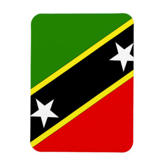 Santo Christopher Nevis Imanes Flexibles