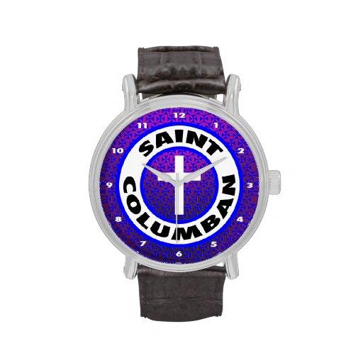 Santo Columban Relojes De Mano