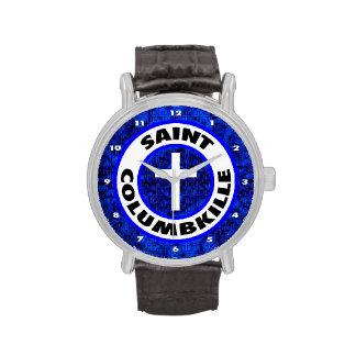 Santo Columbkille Reloj De Mano