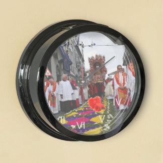 Santo Cristo procession Aquavista Clocks