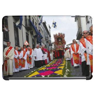 Santo Cristo procession Cover For iPad Air