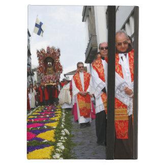 Santo Cristo procession iPad Air Cover