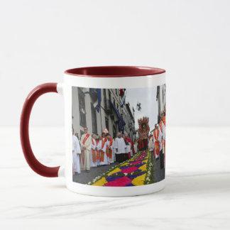 Santo Cristo procession Mug