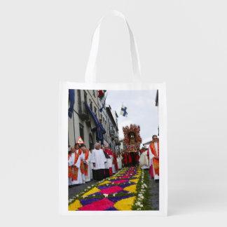 Santo Cristo procession Market Tote