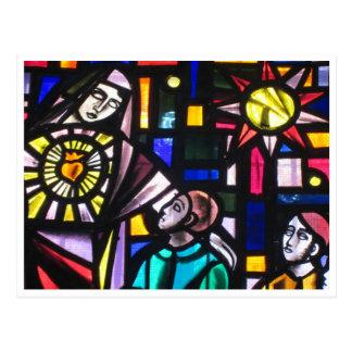 santo de la catedral postales