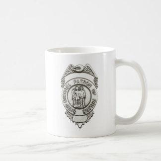 Santo de la patrulla de San Miguel de la policía Taza Clásica