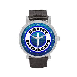 Santo Didacus Relojes De Mano