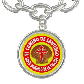 Santo Domingo de la Calzada Pulsera Con Dije