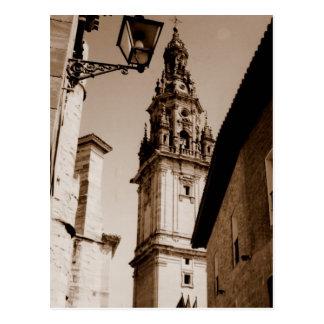Santo Domingo de la Calzada Postal