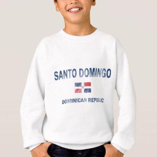 Santo Domingo Dominican Republic Designs Sweatshirt
