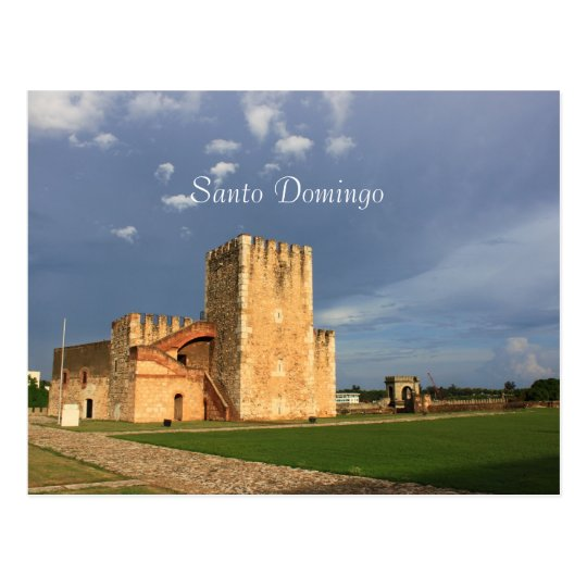 Santo Domingo PostCard