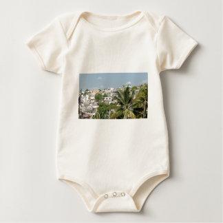 santo domingo poverty baby bodysuit