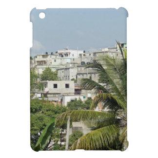 santo domingo poverty iPad mini cover