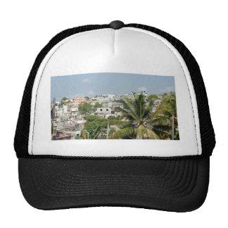 santo domingo poverty trucker hat
