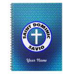 Santo Dominic Savio Cuaderno