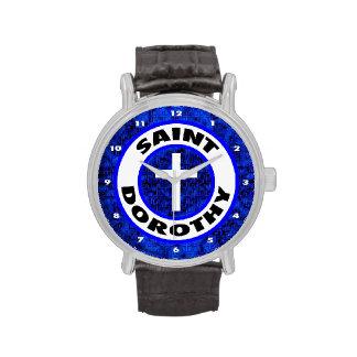 Santo Dorothy Reloj