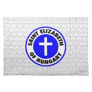 Santo Elizabeth de Hungría Mantel