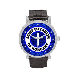 Santo Elizabeth de Hungría Relojes