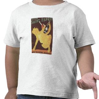 Santo Esprit de Rhum - promo de Andre Teissedre Camiseta