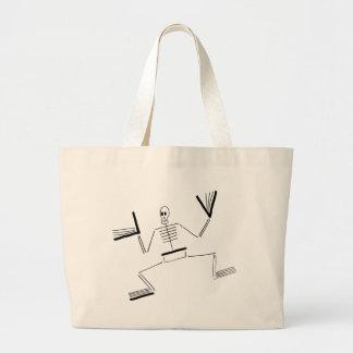 Santo esquelético bolsa