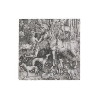 Santo Eustace de Albrecht Durer Imán De Piedra