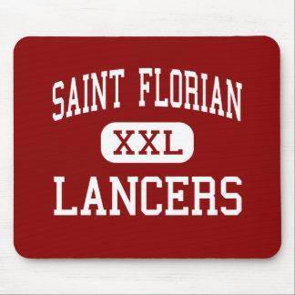Santo Florian - lanceros - alto - Hamtramck Alfombrilla De Ratones