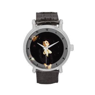 Santo Gaudens del home run de Juan Sargent- y su m Relojes De Pulsera