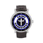 Santo Genevieve Relojes De Mano