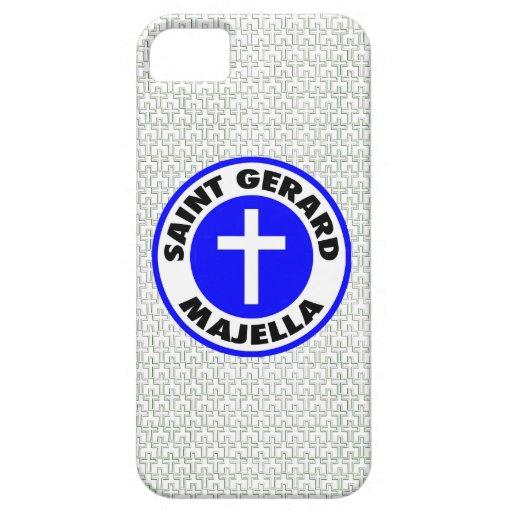 Santo Gerard Majella iPhone 5 Carcasas