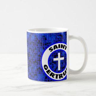 Santo Gertrudis Taza Clásica