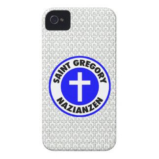 Santo Gregory Nazianzen iPhone 4 Carcasas