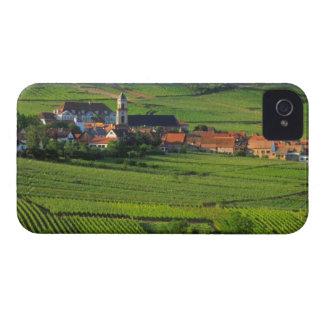 Santo Hypolyte, Haut-Rhin, Alsacia, Francia, Case-Mate iPhone 4 Protectores