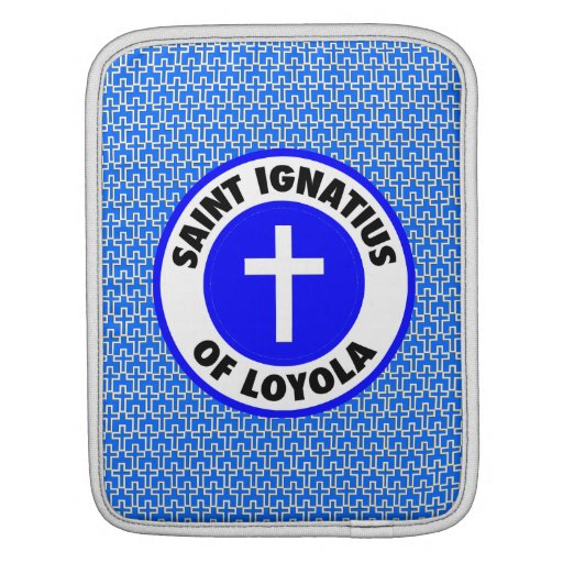 Santo Ignatius de Loyola Mangas De iPad