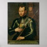 Santo Ignatius de Loyola Poster