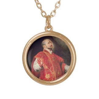 Santo Ignatius del collar de Loyola