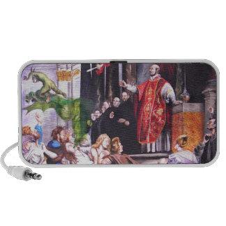 Santo Ignatius Loyola Mini Altavoz