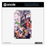Santo Ignatius Loyola iPod Touch 4G Skins