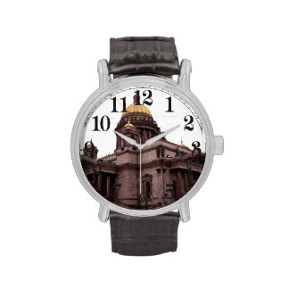 Santo Isaac de St Petersburg, Rusia de Dalmacia Relojes De Pulsera