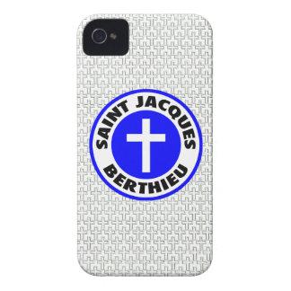 Santo Jacques Berthieu Case-Mate iPhone 4 Funda