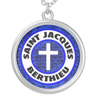 Santo Jacques Berthieu Colgante Redondo