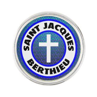 Santo Jacques Berthieu Insignia