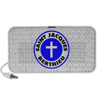 Santo Jacques Berthieu Laptop Altavoces