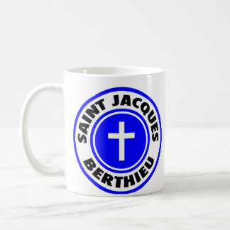 Santo Jacques Berthieu Taza Clásica