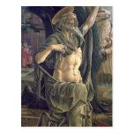Santo Jerome, c.1470 Postal